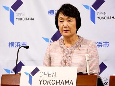 横浜市長がヘアメイク代3万円を税金で!林文子は第二の舛添要一か?