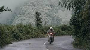 雲仙普賢岳の火砕流