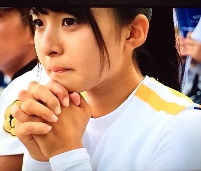 鳴門のチアが可愛い過ぎて最前列の娘のプライベート画像が晒される!動画アリ