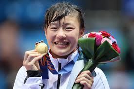 リオ五輪・女子レスリング48キロ級金メダルの登坂絵莉!かわいい筋肉女子
