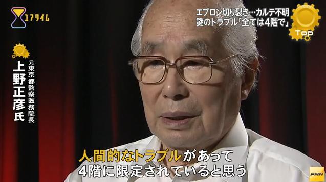 大口病院4階で7月から1週間に4人ずつ死亡の規則性!西川惣蔵さんは腰痛で入院