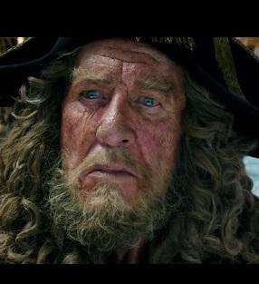 パイレーツ・オブ・カリビアン5最後の海賊のリアルなネタバレ!バルボッサ編
