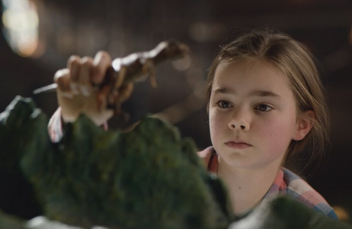 ジュラシック・ワールド2炎の王国のメイジーはクローンで恐竜たちと同じ?