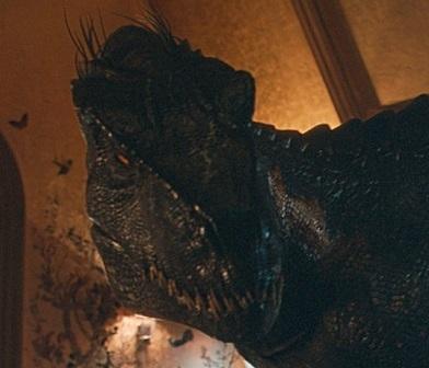 後半ネタバレ!インドラプトルはジュラシックワールド/炎の王国の恐竜史上最強ハイブリッド!