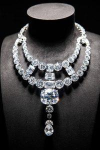 カルティエのダイヤ